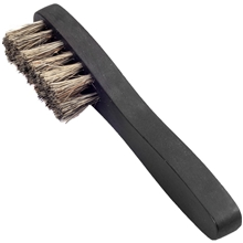Small Beard & Moustache Brush