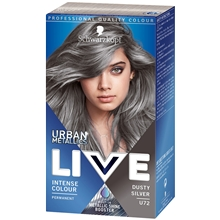 Live Intense Color Urban Metallics