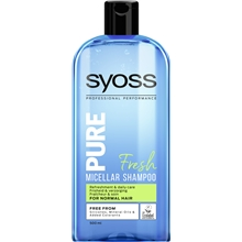 Syoss Pure Fresh Shampoo