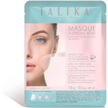 Talika Pink Clay Sheet Mask