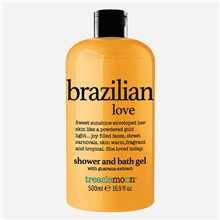 Brazilian Love Bath & Shower Gel