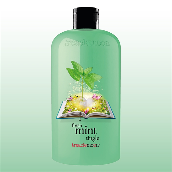 Fresh Mint Tingle Bath & Shower Gel (Billede 2 af 2)