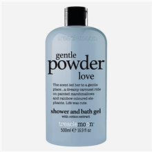 Gentle Powder Love Bath & Shower Gel