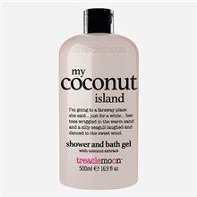 My Coconut Island Bath & Shower Gel