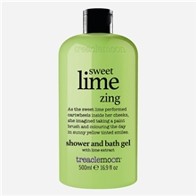 Sweet Lime Zing Bath & Shower Gel