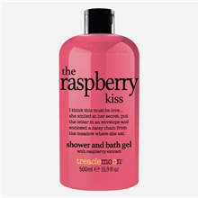 The Raspberry Kiss Bath & Shower Gel