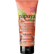 Papaya Summer Body Scrub