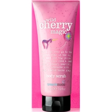 Wild Cherry Magic Body Scrub