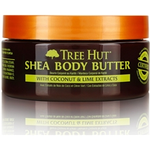 Tree Hut Shea Body Butter Coconut Lime