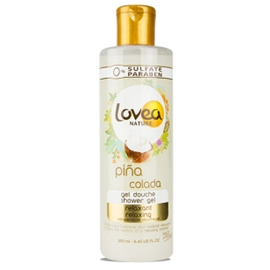 0% Pina Colada Shower Gel - Relaxing
