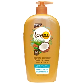 Lovea Nature Coconut Shower Gel