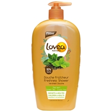 750 ml - Lovea Nature Green Tea Shower Gel