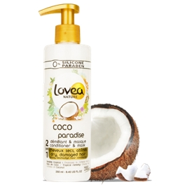 0% Coco Paradise Conditioner & Mask - Dry Hair