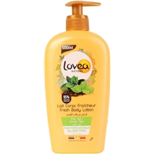 Lovea Fresh Body Lotion Green Tea