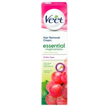 200 ml - Veet Hair Removal Cream Legs & Body Essential