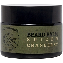 Beard Balm Spiced Cranberry