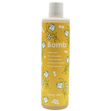 Honey Glow Bubble Bath