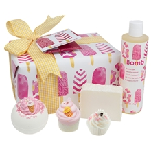 Ice Cream Queen Christmas Gift Box