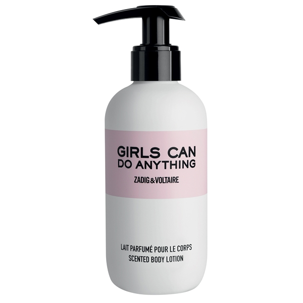 Girls Can Do Anything - Body Lotion