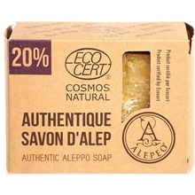 Authentique Aleppo Soap 20%