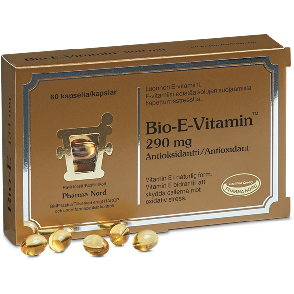 Bio-E-Vitamin - A, D, E & K - Pharma Nord | Shopping4net