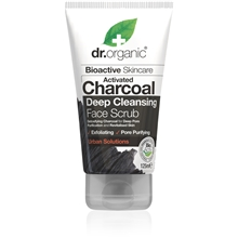 125 ml - Charcoal - Face Scrub