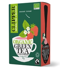 Clipper Green Tea Strawberry