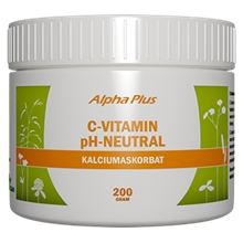 200 gram - C-vitamin pH neutral