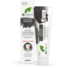 Charcoal - Toothpaste