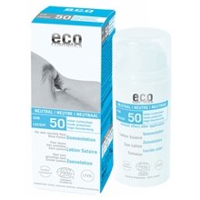 eco cosmetics Sun Lotion spf 50 100 ml