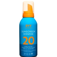 150 ml - EVY Sunscreen Mousse SPF 20