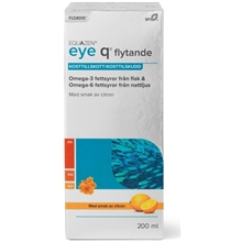 200 ml/flaske - Citron - Eye Q liquid