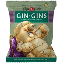 Gin Gins Original Chewy Ginger Candy