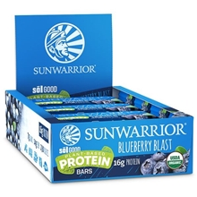 70 gram - Blueberry Blast - Sol Good Bars