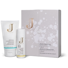 Jabushe Gift Set Original Cream + Cleansing Lotion