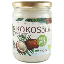 Kokosolja Pure White KRAV 500 ml