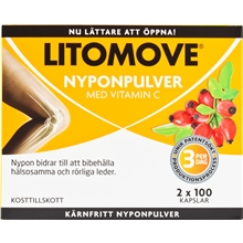 2x100 kapslar - Litomove