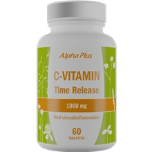 60 tabletter - C-Vitamin 1000 mg