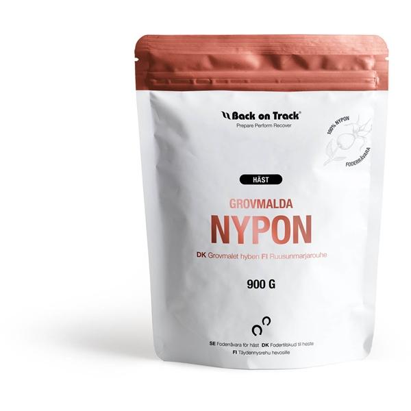 back on track nypon häst