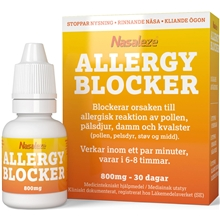 800 mg - Nasaleze Allergy Blocker