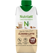Nutrilett Get Started Ice Coffee Almond Latte