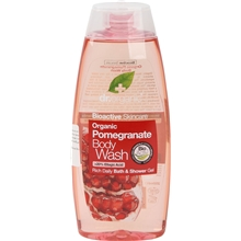Pomegranate Body Wash