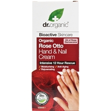 125 ml - Rose Otto Hand & Nail Cream