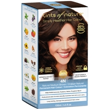 Tints of Nature Medium Brown 4N