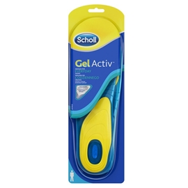 Scholl Gel Activ Everyday Men 1 par