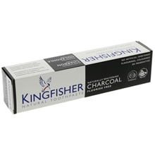 Toothpaste Charcoal fluorfree
