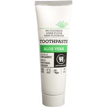 urtekram tandkräm med fluor