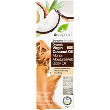 100 ml - Virgin Coconut Oil - Moisture Melt Body Oil