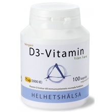 D3 Vegan 75 mcg 3000IE