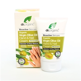 Virgin Olive Oil - Hand & Nail Cream